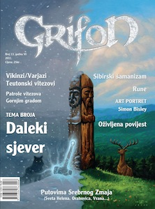 Grifon broj 13 u prodaji!
