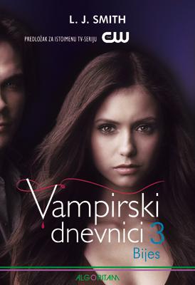 Vampirski dnevnici: Bijes