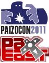 Paizocon i Pax East 2011