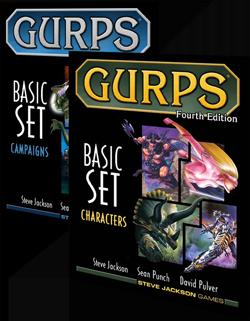 SRP predavanje – GURPS