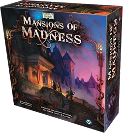 Mansions of Madness u prodaji