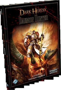 Daemon Hunter u prodaji i ostale WH40KRP vijesti
