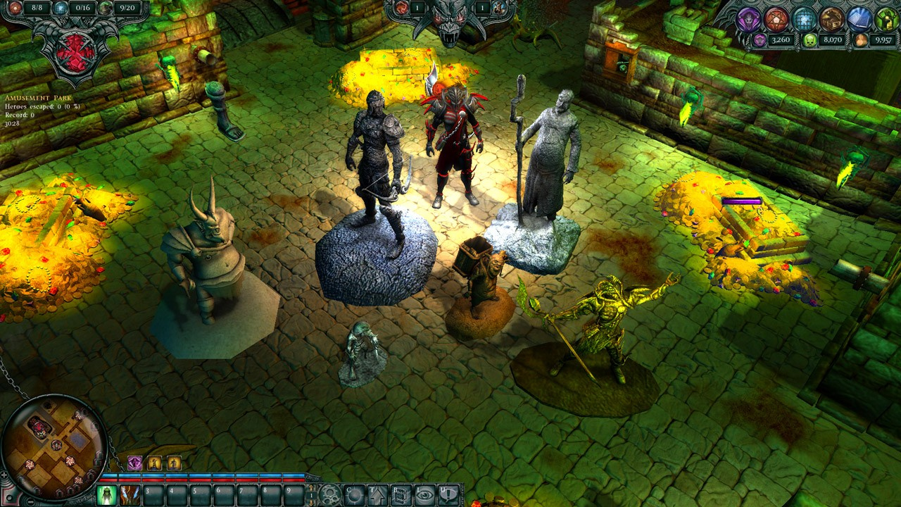 DLC za Dungeons u prodaji