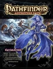 The Carrion Crown, novi Adventure Path i ostali Pathfinder naslovi