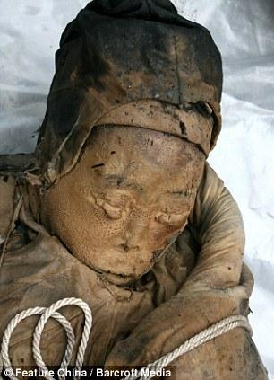 Slučajno otkrivena mumija stara 700 godina