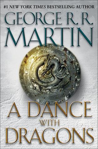 Najavljen konačni datum izlaska A Dance with Dragons!