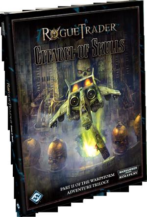 Citadel of Skulls u prodaji