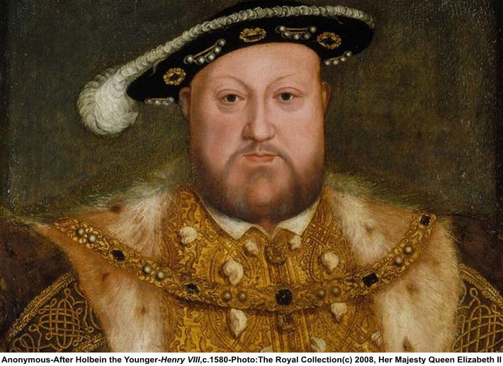 Kell razlog ludosti Henryja VIII?