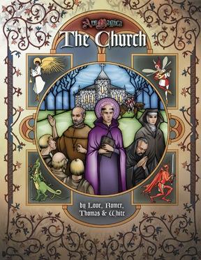 Izdan The Church za Ars Magicu