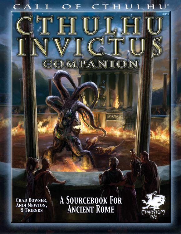 Cthulhu Invictus u prodaji