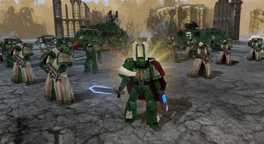 Novi DLC za Dawn of War 2: Retribution