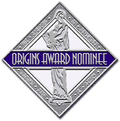 Objavljene nominacije za 37. po redu Origins Awards