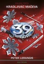"""Treća knjiga iz serijala """"39 tragova"""""""