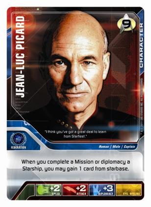 Najavljen Star Trek: The Next Generation Deck Building Game