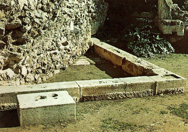 Otkriven Oltar dvanaest bogova