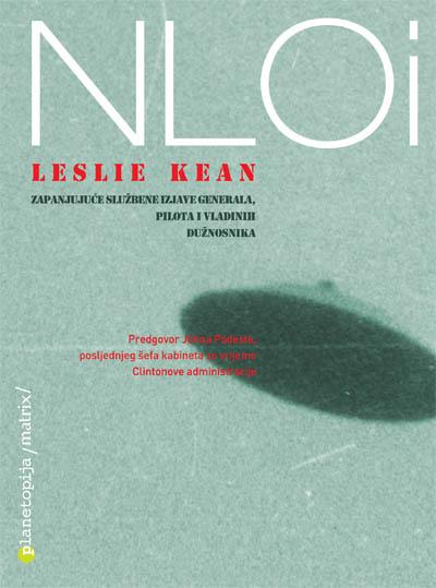 Leslie Kean: NLO-i