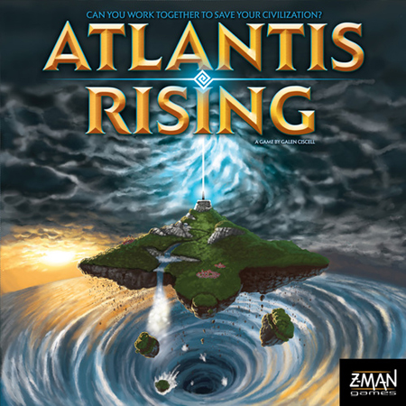 Atlantis Rising i Quest: A Time of Heroes