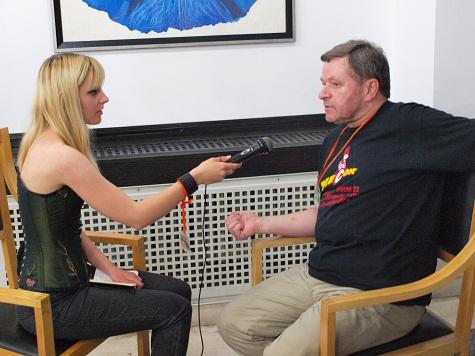 Dave Lally intervju – SFeraKon 2011