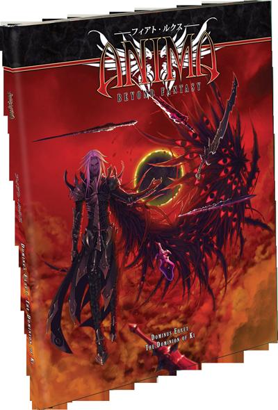 Novi RPG materijali za Anima: Beyond Fantasy