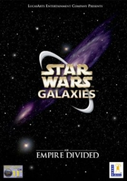 Star Wars Galaxies se gasi