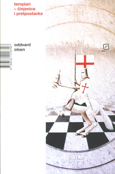 Oddvard Olsen: Templari – činjenice i pretpostavke