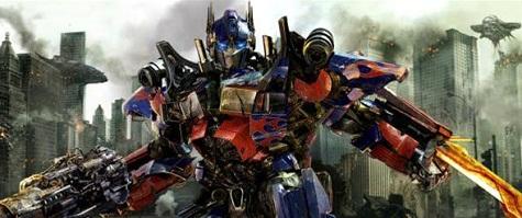 Danas počinju Transformers 3