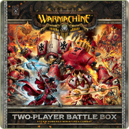 Najavljen Warmachine starter set