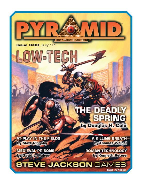 Pyramid 3/33 i Monster Hunters 4 u prodaji