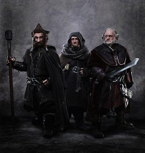 Nove fotografije sa snimanja Hobbita