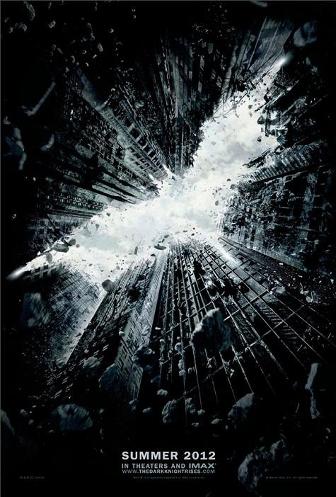 """Prvi poster za """"The Dark Knight Rises"""""""