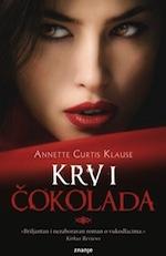 Annette Curtis Clause: Krv i čokolada