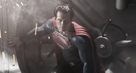 Prva fotografija Cavilla kao Supermana