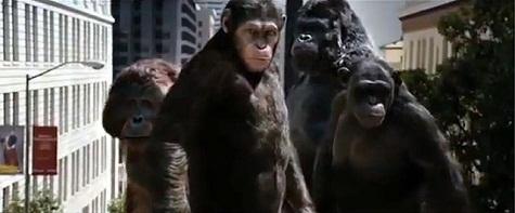 Planeta majmuna i Štrumpfovi u kinima