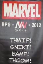 Najavljen Marvel Heroes RPG