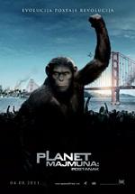 Planet majmuna: Postanak