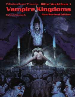 Rifts Vampire Kingdoms u prodaji