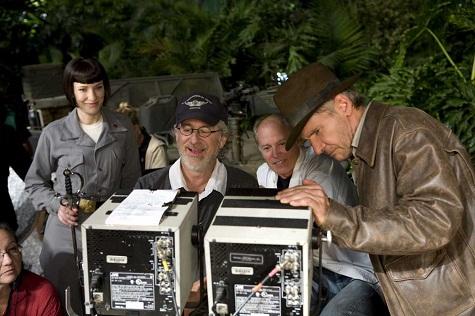 Steven Spielberg u punom zamahu