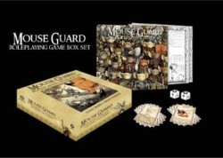 Mouse Guard RPG Box Set u prodaji
