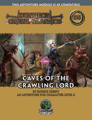 Dungeon Crawl Classics #65 u prodaji