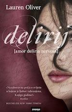 Lauren Oliver: Delirij
