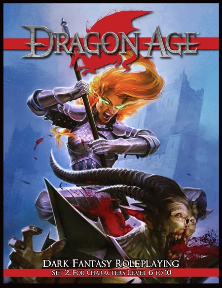Dragon Age RPG: Set 2 u prodaji