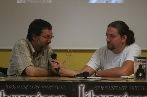 Guy Gavriel Kay – intervju sa Liburnicona