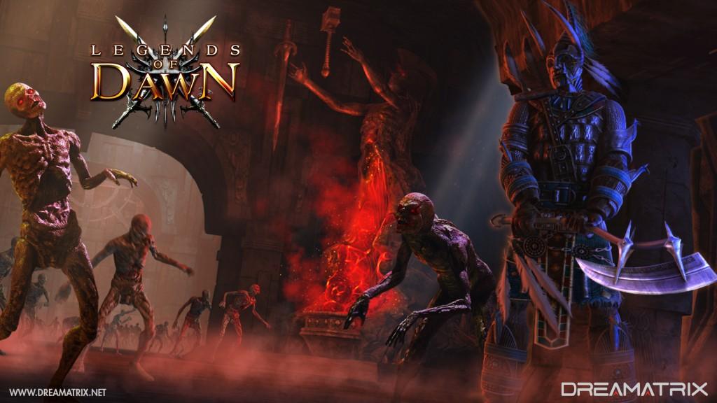 Legends of Dawn detalji