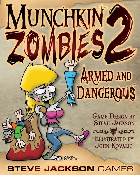Munchkin Zombies 2 i ostalo