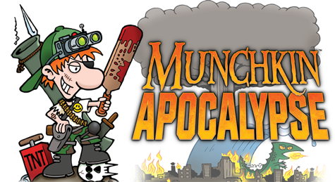 Najavljen Munchkin Apocalypse