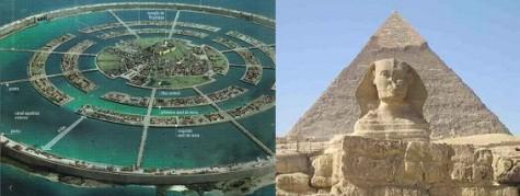 SF klub Orion – predavanje o Atlantidi i drevnom Egiptu