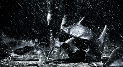 """The Dark Knight Rises"" trailer"