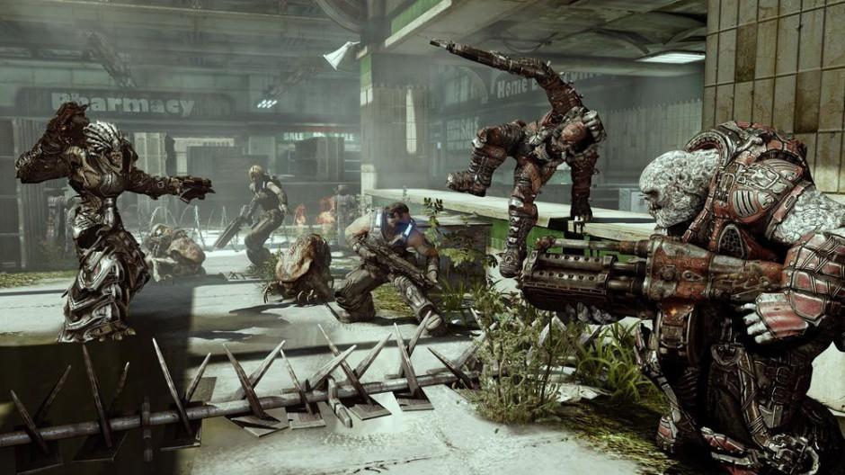 Najavljen Fenix Rising DLC za Gears of War 3