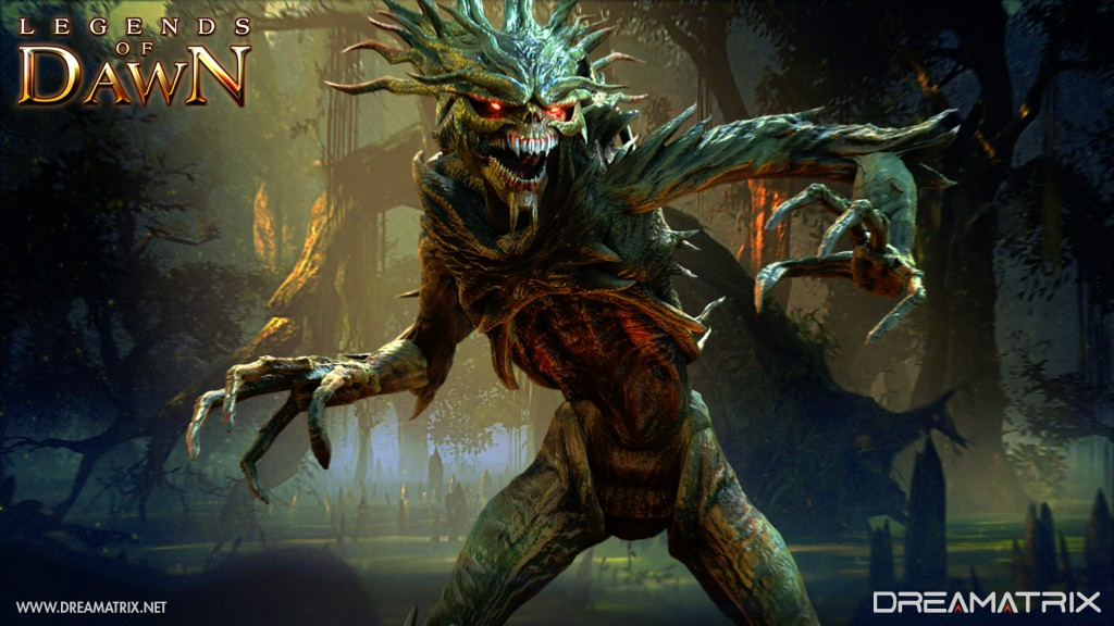 Prvi pogled na Legends of Dawn