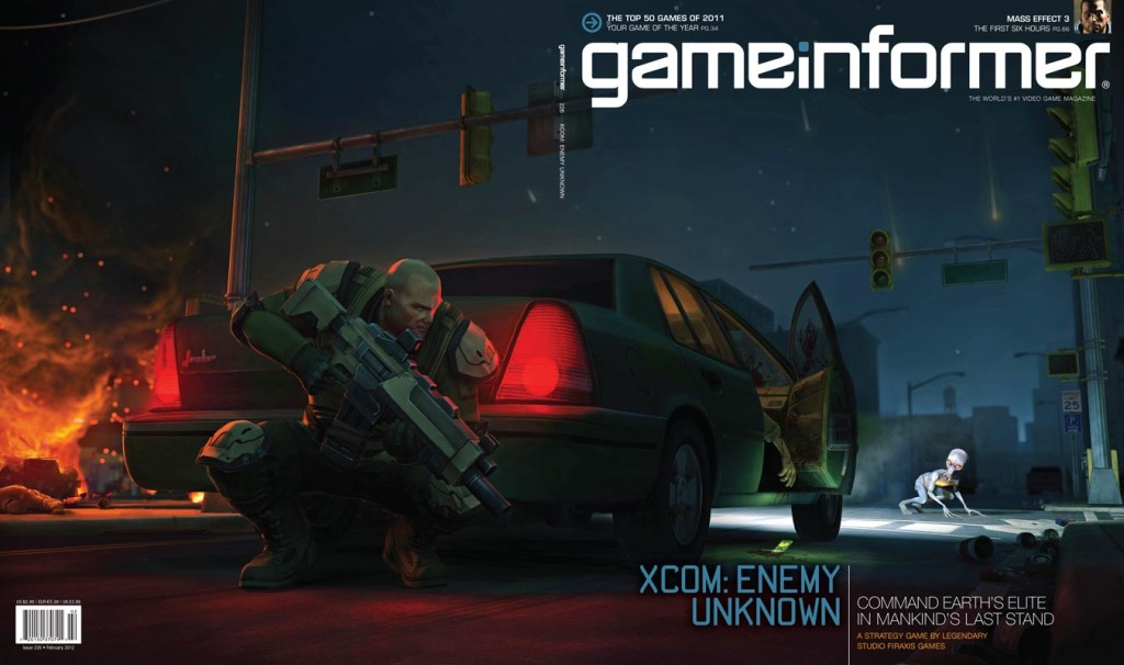 Najavljen XCOM: Enemy Unknown